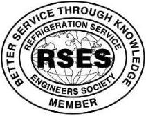 Refrigeration Service Engineers Society Member
