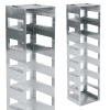 """Thermo Scientific inventory storage rack with handle for 2"""" box"""