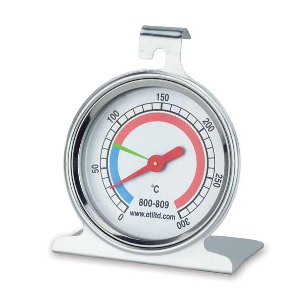 thermometre pour four diametre 55mm gamme 0 c a 300 c