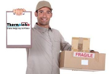 Data loggers Logistics