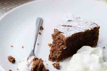 thermomix chocolate chestnut cake