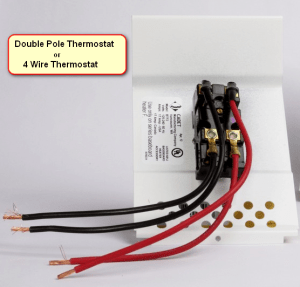 2 Pole Thermostat Wiring Diagram  Previous Wiring Diagram