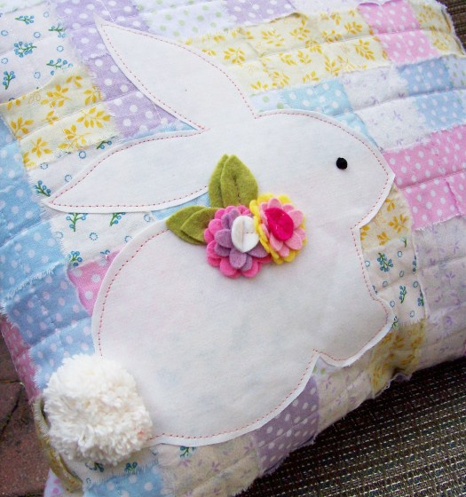 Adorable Easter Sewing Projects - The Scrap Shoppe