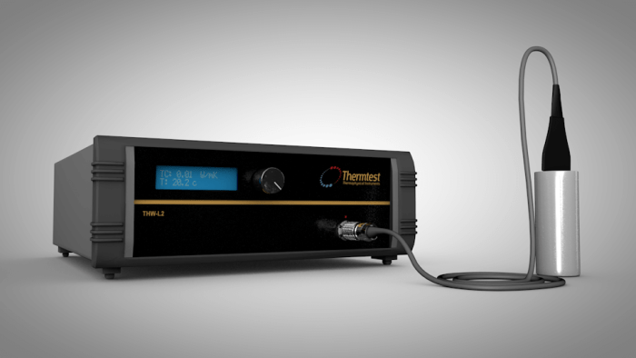Liquid Thermal Conductivity Meter Portable Equipment for Measuring Liquid and Paste - Thermtest