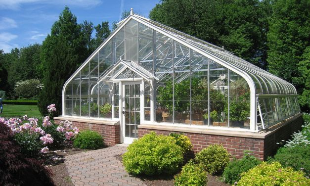 Designing greenhouses that increase thermal conductivity & production rates while combating climate change