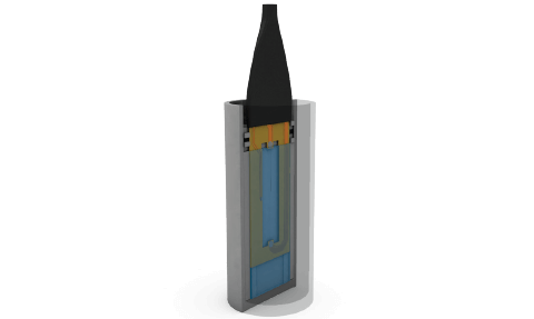 liquids thermal conductivity liquids measurement thw-l2 sample measurement insert sensor