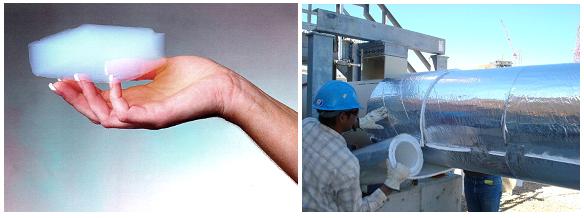 Aerogel Thermal Conductivity of Aerogel