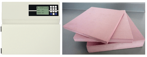 heat flow meter method Application of Extruded Polystyrene Thermal Conductivity of Extruded Polystyrene