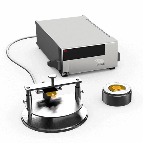 Thermal Conductivity Testing Portable Meter TPS-M1