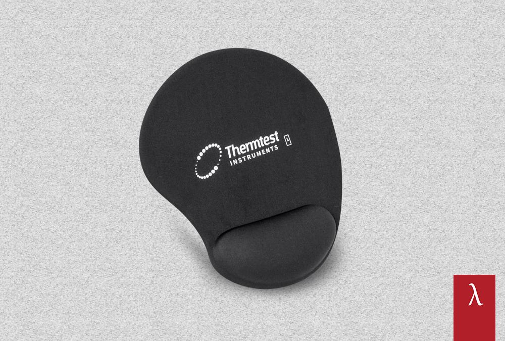 Thermal Effusivity of Mousepad