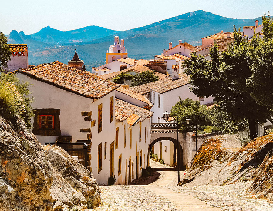 Marvao, one of the prettiest hilltop villages in Portugal