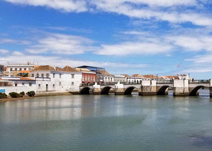 The stunning village of Tavira, Portugal