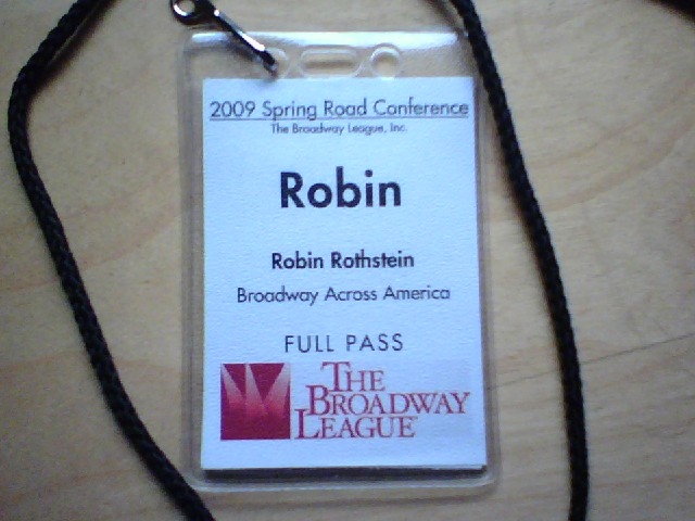 2009 Spring Road Conference