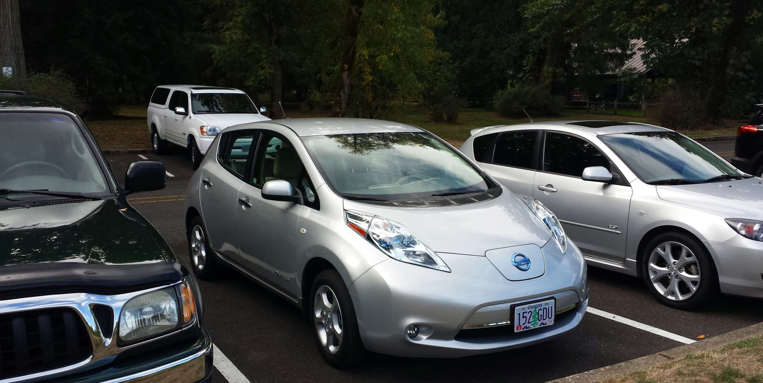 nissan leaf air conditioning not working