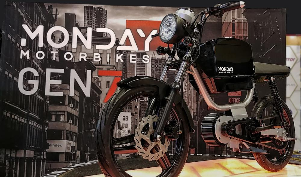 Monday Motorcycles