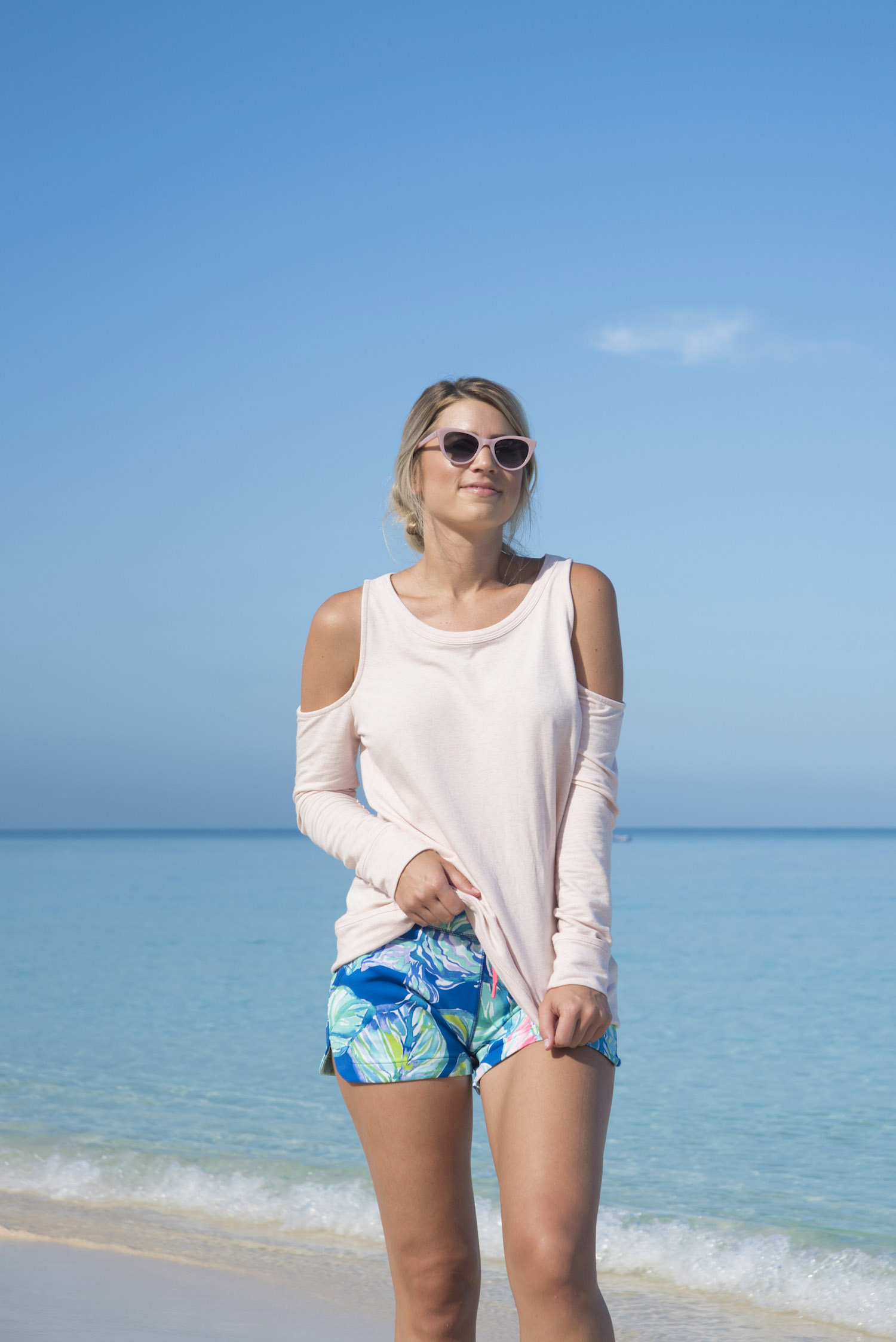 packable clothing and easy to travel with fabrics in grand cayman for lilly pulitzer
