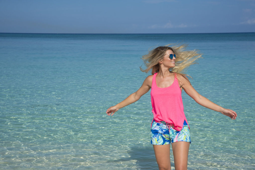 packable clothing and easy to travel with fabrics by lilly pulitzer
