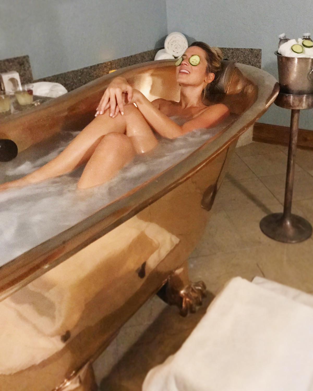 ritz carlton bachelor gulch spa