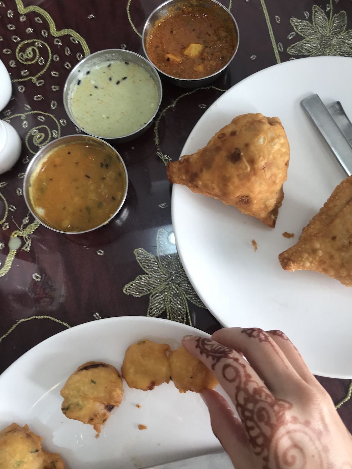what to eat in india
