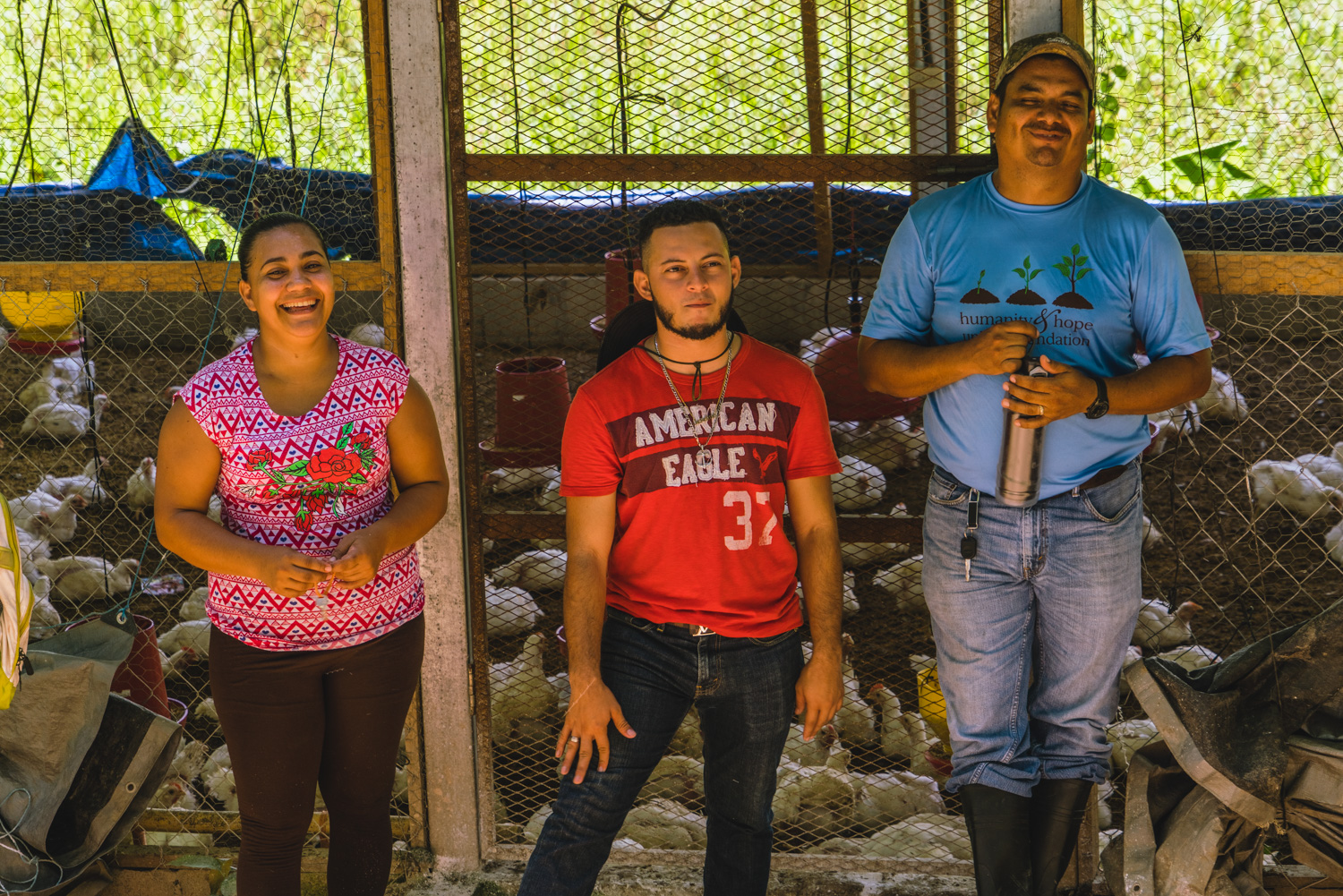 volunteering in honduras with humanity and hope