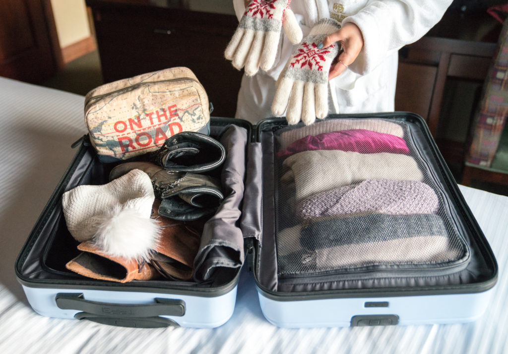 how to pack in a carry on