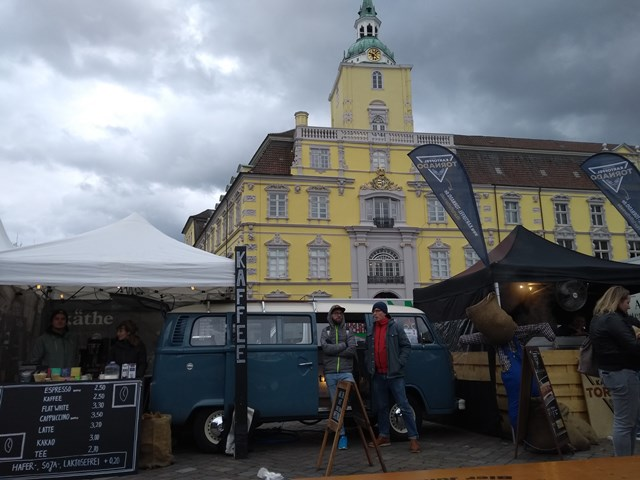 Kaffee Käthe, Oldenburg Streetfood Festival 2019