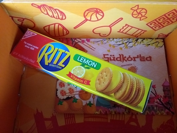 Ritz Lemon