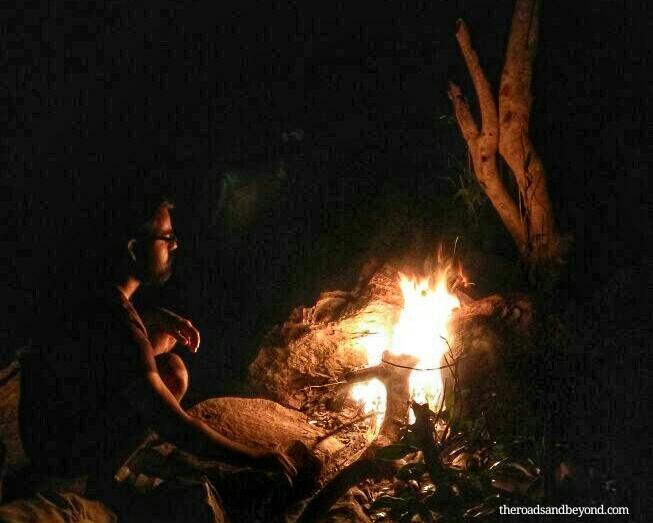 Nagalapuram trek camping