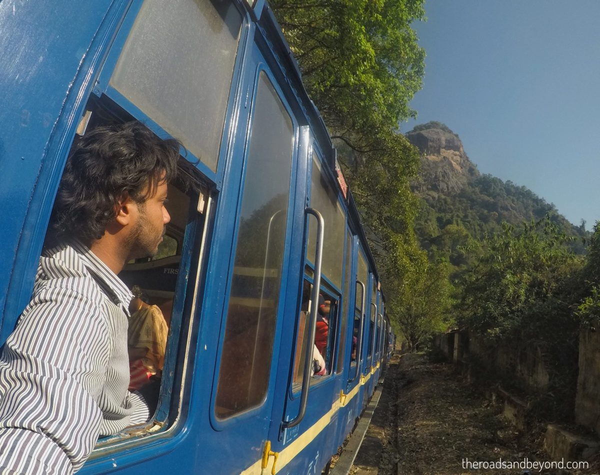 A journey in the Nilgiri mountain railway