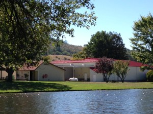 """The Cheese Factory"" has always been open to the public. The lake area is a favorite for fishing and picnicking."