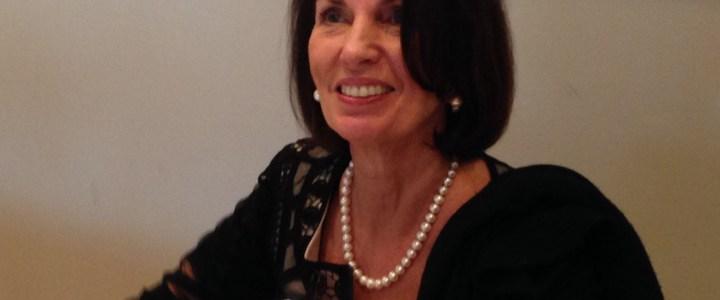 Travel Talk with Author and Editor Pamela Fiori