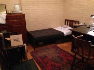 Churchill bedroom