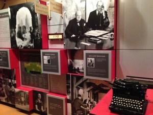 Churchill display
