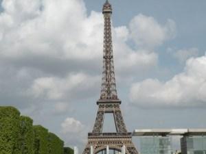Eiffel sun