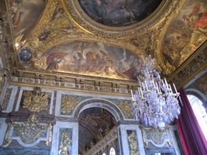Ceiling chandelier