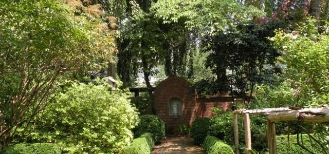 Wing Haven — Charlotte's Hidden Gardens