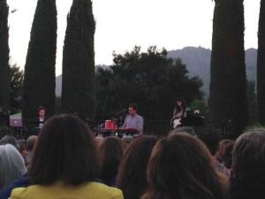 Landmark concert