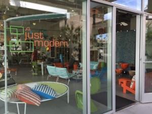 Just Modern store