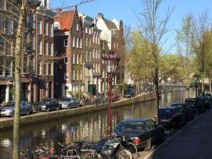 Canal sunny