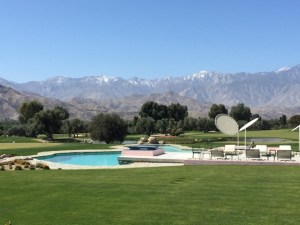 Sunnylands pool