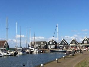 Marken boats