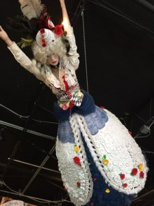 Flying Marie