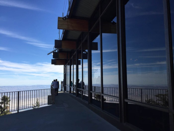 Palm Springs Aerial Tramway Mountain Station