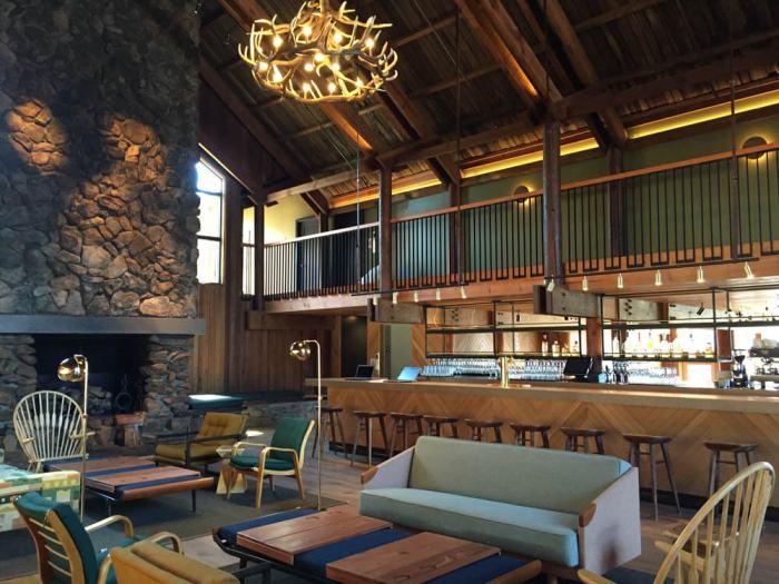 Timber Cove bar