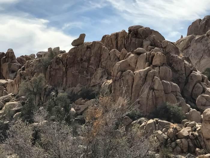 Boulders at Hidden Valley