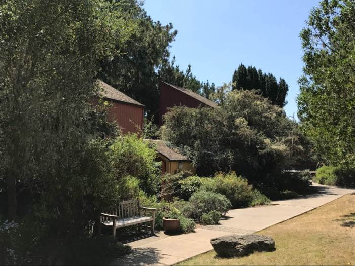Lodging at Marconi Historic State Park