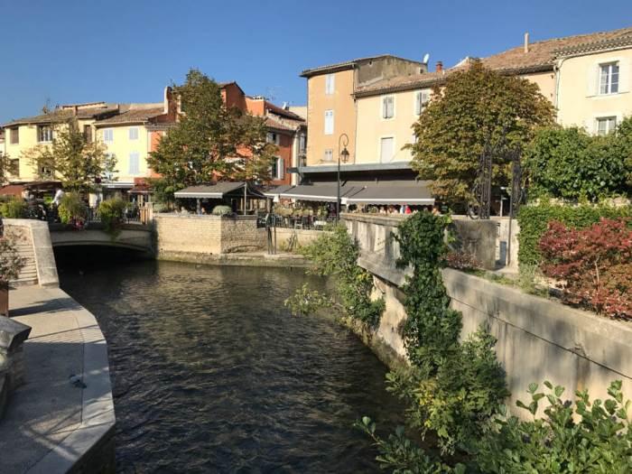 L'Isle-sur-la-Sorgue, France