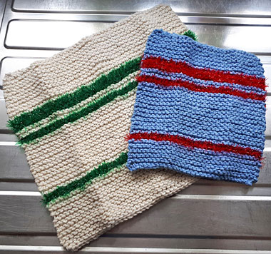 Eco-friendly Dishcloths
