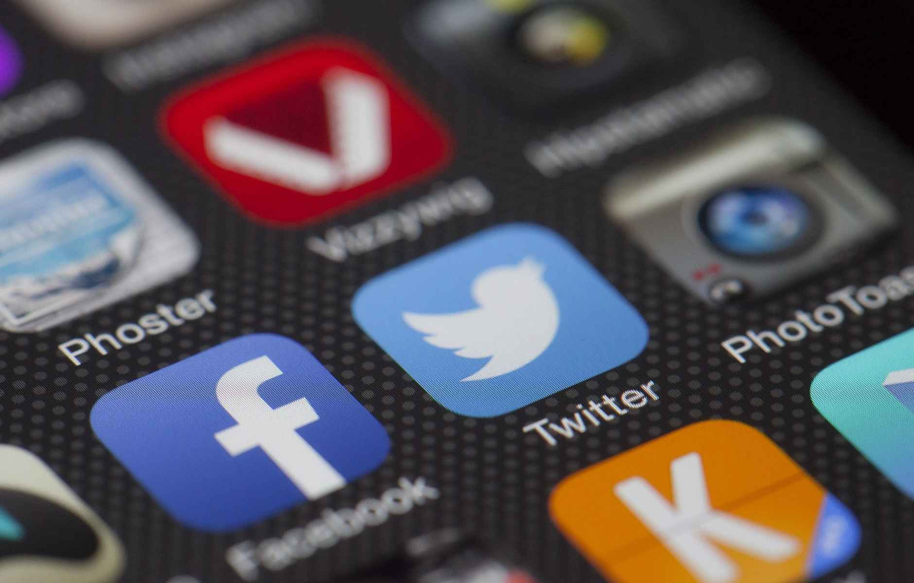 My healing social network