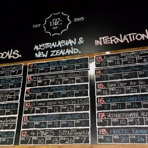 Perth beer scene